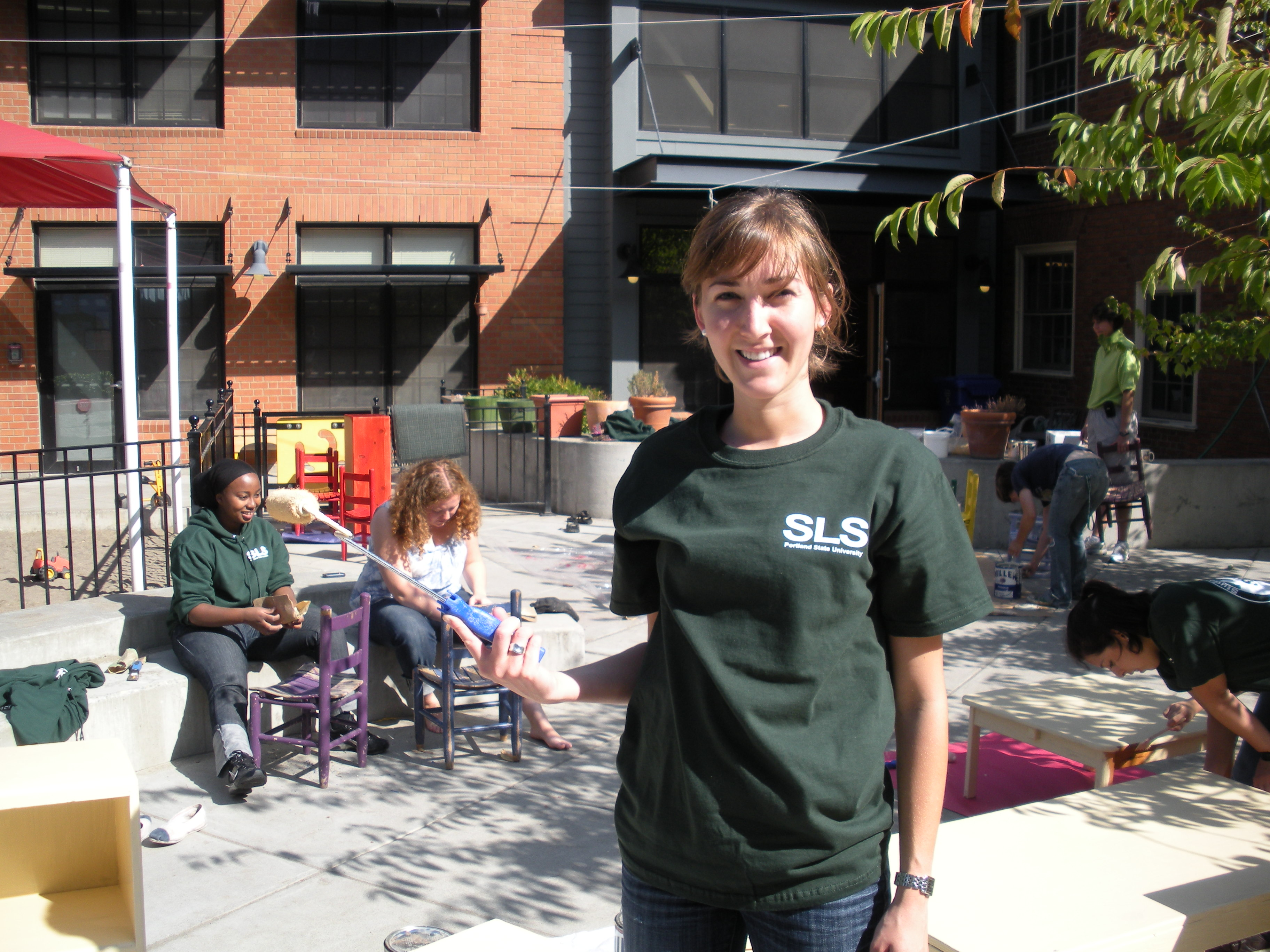 University Services Building Address Portland State University