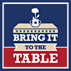Bring it to the Table Logo