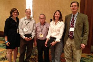 2012 Saltmarsh Award Winners with Presenters