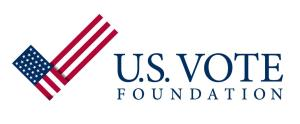 U.S. Vote Foundation logo