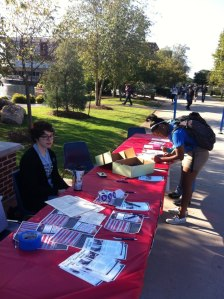 UCO Voter Registration Contest