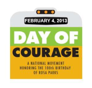 National Day of Courage logo