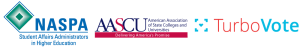 TurboVote Partnership Logo