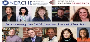 2014 Lynton Award finalists