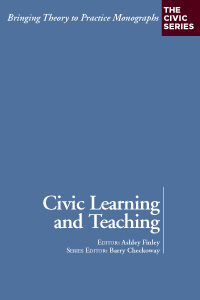 Civic Learning and Teaching Cover