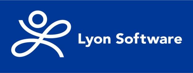 Lyon logo-bluebackground