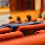Students attending seminar