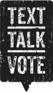 text talk vote
