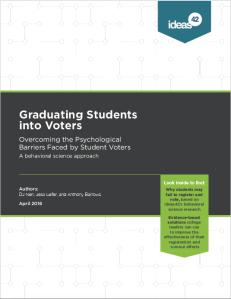 Graduating Student Voters